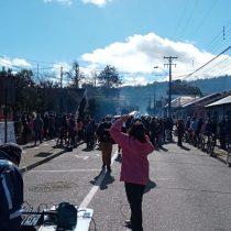 Desalojan toma contra la construcción de la Central hidroeléctrica Rucalhue en el Biobío