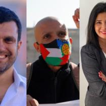 Elección de vicepresidente a tercera vuelta: votación estuvo dividida entre Jaime Bassa, Rodrigo Rojas y Pollyana Rivera