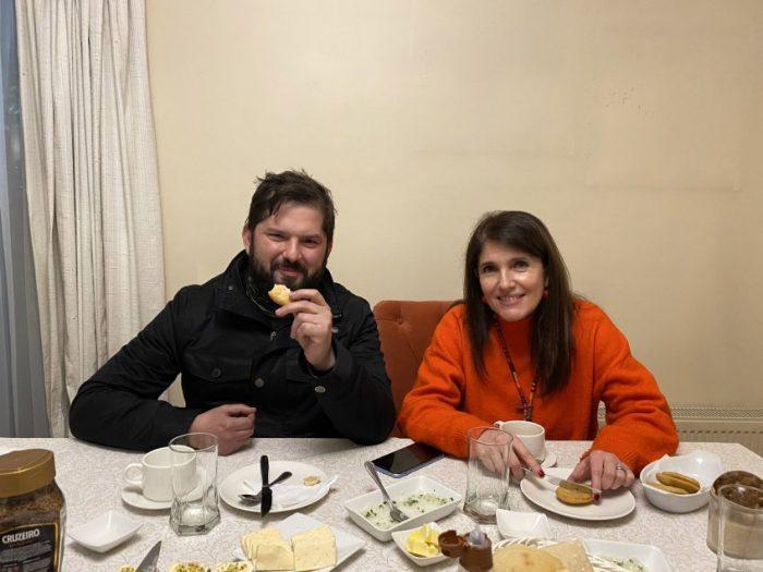 """Paula Narváez: """"A Daniel Jadue también lo puedo invitar a tomarnos un tecito y un cafecito"""""""