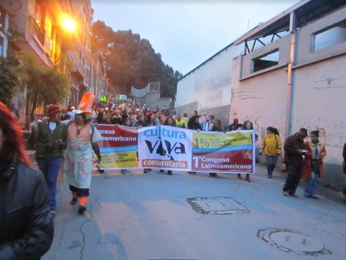 CICE convoca a organizaciones culturales a levantar contenidos para la Nueva Constitución