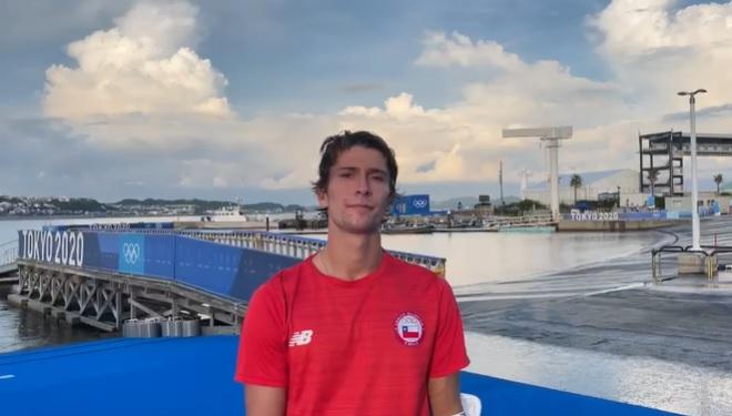 Clemente Seguel cerró la participación de sus primeros Juegos Olímpicos en un destacable puesto 22 en Vela