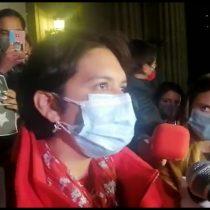 Cristina Dorador y su relato de declaración de la CC sobre presos del estallido: