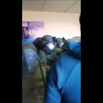Carabineros y PDI detienen a Jorge Huenchullán en el Hospital de Victoria tras ser dado de alta por Covid-19