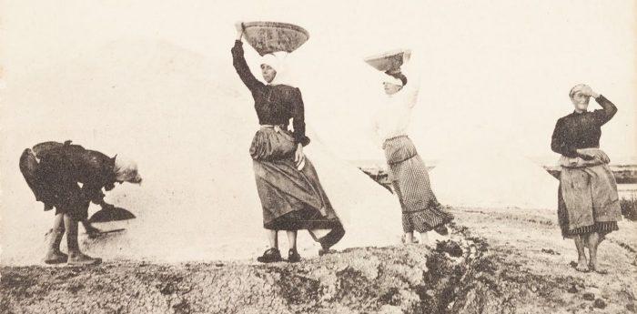 Cuerpos de sal en el siglo XXI: el despertar de un mito femenino