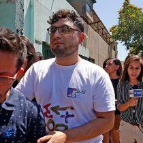 Profesor formalizado por daños a Metro anuncia precandidatura a Cámara de Diputados