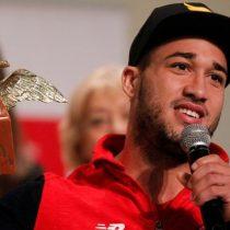 Giro en caso de pesista Arley Méndez: fue sancionado tras arrojar positivo por cannabis en control antidopaje pero podrá participar en JJ.OO.