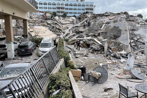 Tío de Michelle Bachelet, identificado como uno de los fallecidos por derrumbe de edificio en Miami
