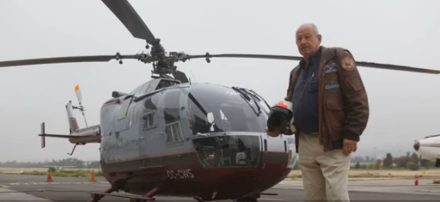 Justicia suspende causa contra Christoph Kaufmann, empresario que viajó en helicóptero a Zapallar durante pandemia
