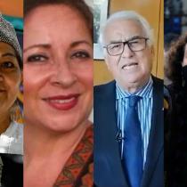 Elisa Loncon, Isabel Godoy, Harry Jürgensen y Patricia Politzer lideran escrutinio para la presidencia de la Convención Constitucional y viene nueva ronda de votación