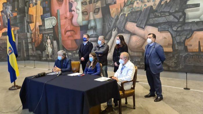 Mesa Social Covid Biobío pide mayor descentralización en las decisiones de la pandemia