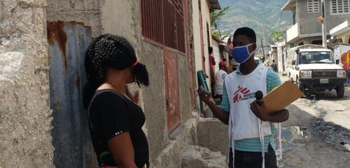 Haití: mantener la atención sanitaria en medio de la violencia extrema y la incertidumbre