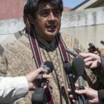Tribunal decreta prisión preventiva para werkén de Temucuicui Jorge Huenchullán