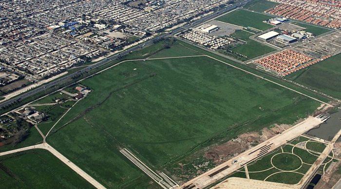 Buscan levantar el primer parque deportivo de Chile construido con recolección de ecobotellas