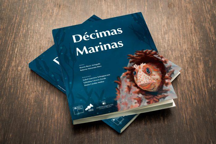 Presentación libro ilustrado de poesía y ciencia : «Décimas Marinas»