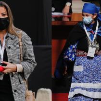 El show de Teresa Marinovic: convencional de Chile Vamos critica a la machi Linconao por hablar en mapudungún y la mesa la llama al orden