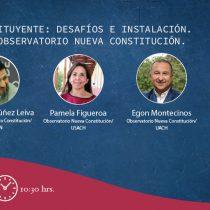 Instalación de la Convención y sus desafíos: El Mostrador transmitirá este viernes webinar del Observatorio Nueva Constitución