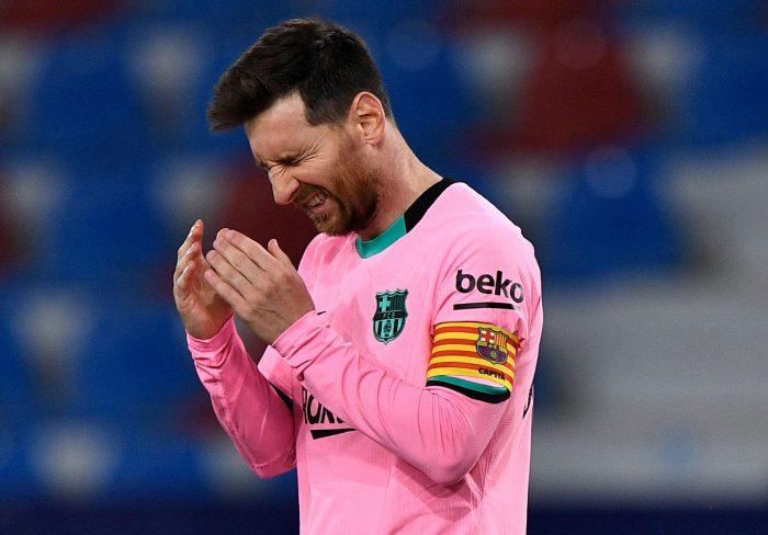 Bombazo en el Barça: Barcelona anuncia que Lionel Messi no seguirá ligado al club