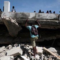 Los hospitales de Haití se saturan tras el terremoto y la tormenta tropical Grace