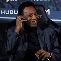 Pelé reúne a estrellas del deporte para subasta benéfica