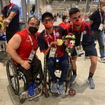 El motivador escenario de los deportistas de Chile en los Juegos Paralímpicos Tokio 2020