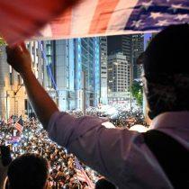 EE.UU. ofrece asilo a hongkoneses por represión de China