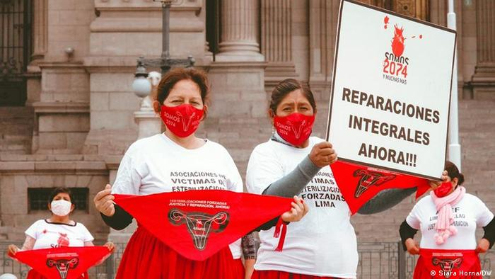 «Racismo e indiferencia» alargan el caso de esterilizaciones forzadas en Perú