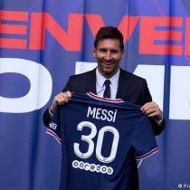 """Messi presentado por el PSG en París: """"Mi sueño es ganar una nueva Champions"""""""