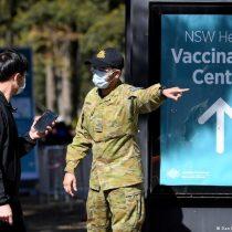 Australia extiende un mes más el confinamiento en Sídney