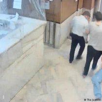 Irán se disculpa tras filtración de imágenes de abusos en cárcel