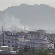 Los talibanes confirman el ataque de EEUU y la explosión que mató a 6 civiles