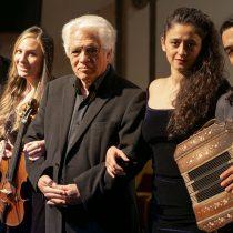 Roberto Bravo tributa a Astor Piazzolla