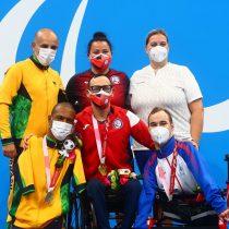 Histórico: Alberto Abarza se impuso en natación y consiguió el segundo oro para Chile en la historia de los Juegos Paralímpicos