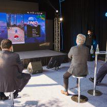 Realizan la primera demo gaming con tecnología 5g de latinoamérica