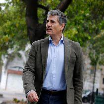 Andrés Velasco emplaza a directiva de Ciudadanos por apoyo a Yasna Provoste:
