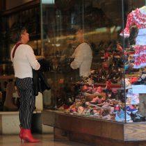 Cámara Nacional de Comercio: ventas presenciales minoristas en la RM marcan histórica alza del 117% durante julio