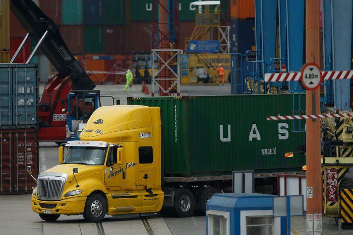 Exportaciones chilenas crecieron un 30,2 % en el segundo trimestre de 2021