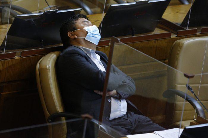 Diputado Pedro Velásquez (ex DC y FRVS) competirá por un cupo al Senado por Chile Podemos +: fue condenado por fraude al Fisco el 2007