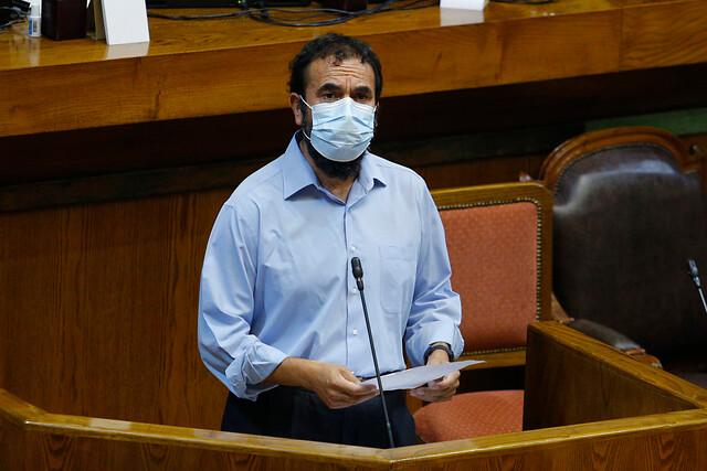 Tribunal sobresee temporalmente a Hugo Gutiérrez por delito de amenazas contra funcionarios de la Armada