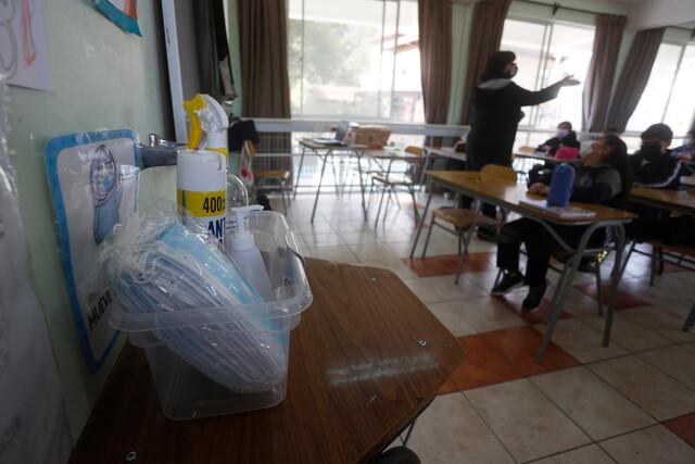 Clases presenciales: Región de Aysén es la primera en abrir el 100% de sus colegios