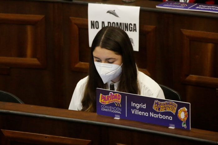 Constituyente Ingrid Villenaes la nueva baja en la Lista del Pueblo: