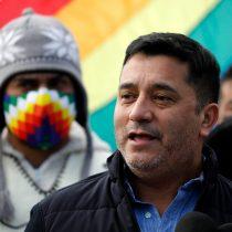 Cristián Cuevas, ex abanderado de la LDP: