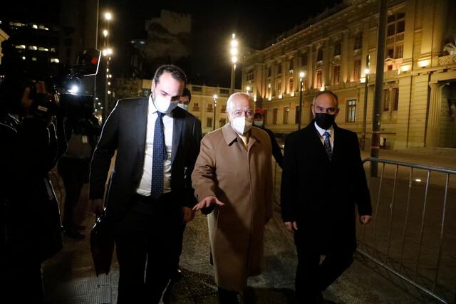 RN realizará acto de desagravio para Jorge Arancibia y acusan