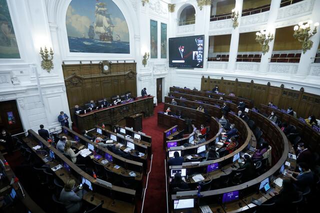 Constituyentes de Vamos por Chile y ataque incendiario en Tirúa: