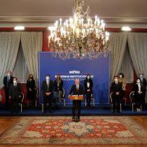 Presidente Piñera presenta dos proyecto de ley para la modernización del Estado: