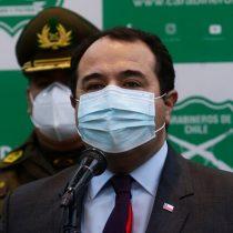 Gobierno presenta querella por incidentes en las cercanías del aeropuerto de La Araucanía