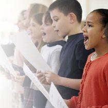 """Primer Festival de Coros Escolares """"Viraliza tu canto"""""""