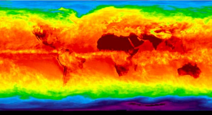 Cambio climático: eventos extremos que golpearon Europa y los récords de temperatura en EE.UU. amenazan América del Sur