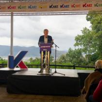 J. A. Kast lanza su candidatura presidencial en La Araucanía