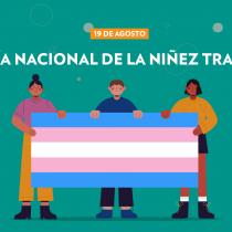Día de la Niñez Trans: encuesta revela que el 44% de adolescentes trans no tiene con quien hablar sobre su proceso de transición