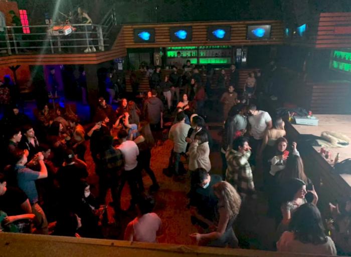Seremi de Salud de Magallanes inicia sumario sanitario contra discoteca de Punta Arenas que abrió en pandemia